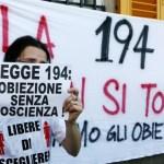 Obiettori di coscienza, l'aborto in Italia e la legge 194
