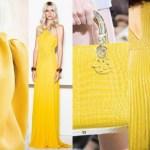 Estate 2014: il colore di stagione è il giallo