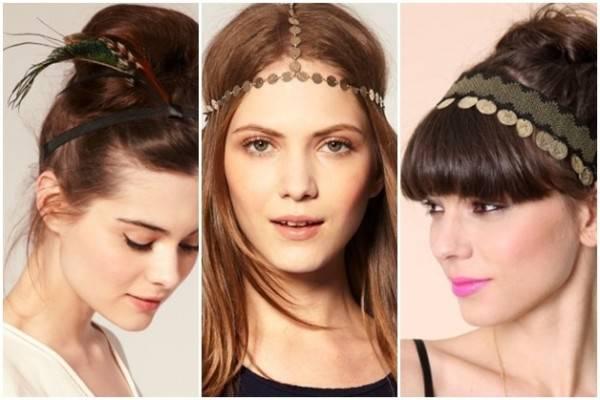 Capelli: gli accessori per l'estate 2014