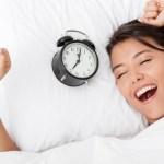 Svegliarsi la mattina: ecco alcuni consigli per svegliarsi bene