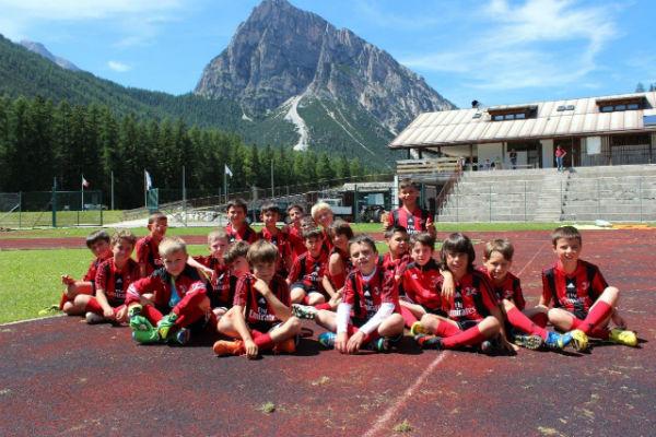 Milan Junior Camp scuola estiva