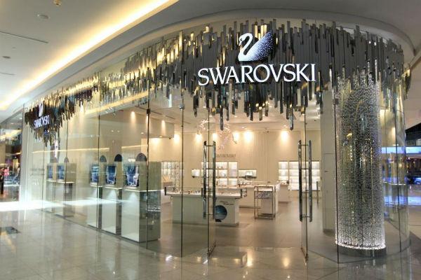 Swarovski: si selezionano Addetti Vendita per Natale 2015