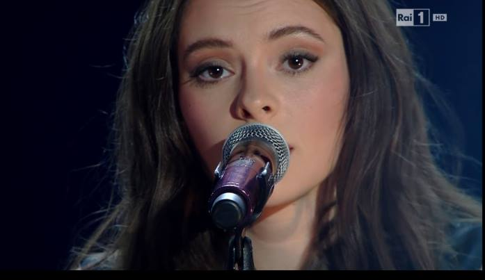 Francesca Michielin a Eurovision