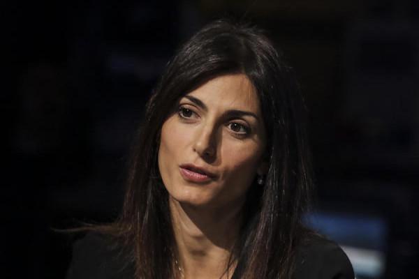 Virginia Raggi, l'unica donna candidata a sindaco di Roma