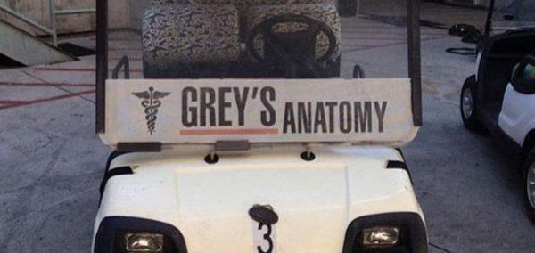 Grey's Anatomy 13: domani il primo ciak
