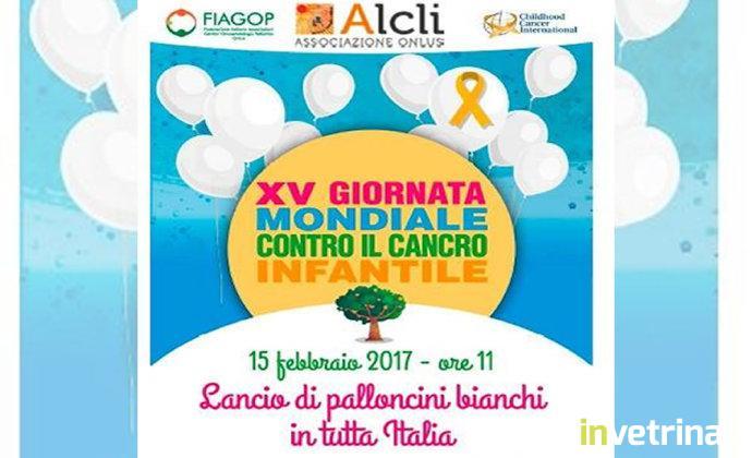 15 Febbraio: Giornata Mondiale contro il cancro infantile