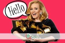 Grammy Awards 2017: chapeau Adele!