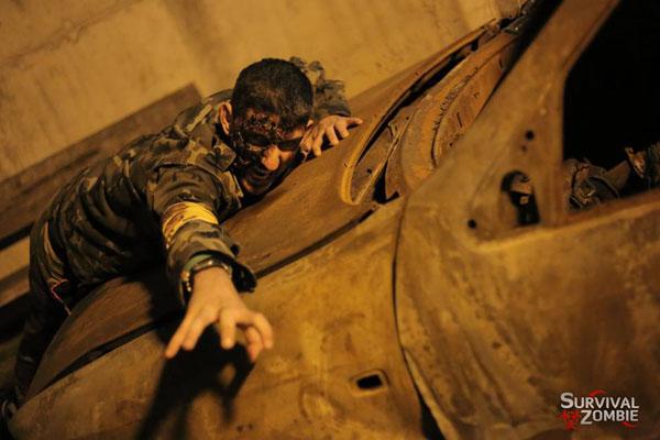 Survival Zombie, la gincana del terrore ispirata a The Walking Dead