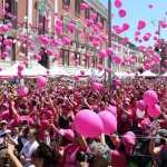 Race for the cure 2017: tutti insieme contro i tumori del seno