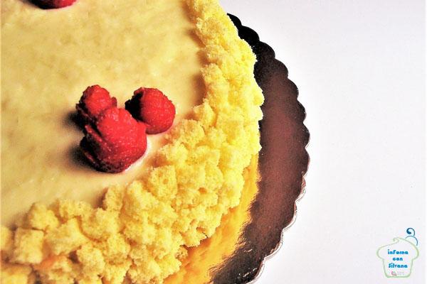 Inforna con silvana la ricetta della torta mimosa con fragole - Silvana in cucina ...