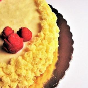 torta mimosa con fragole inforna con silvana