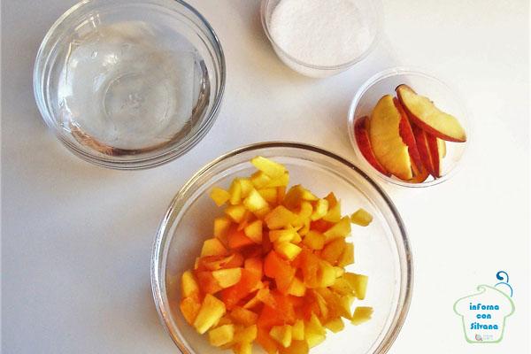 inForna con Silvana cheesecake fredda alla frutta