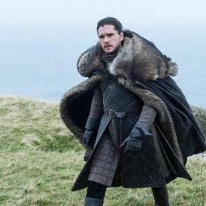 Game of Thrones 7X05 Jon Snow