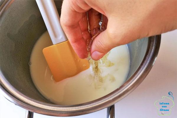 panna cotta alla vaniglia inforna con silvana