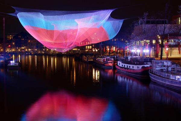 viaggi in autunno Amsterdam, festival delle luci
