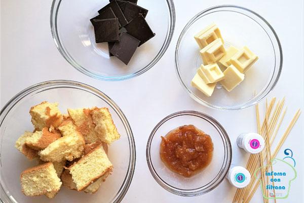 cake pops inforna con silvana