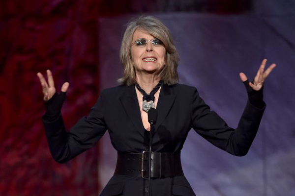 David di Donatello 2018 Diane Keaton