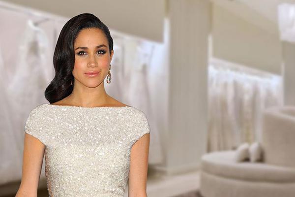 Matrimonio reale di Harry e Meghan: ecco l'abito da sposa di Meghan Markle