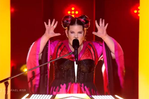 Netta Barzilai: rivendicazione per i diritti delle donne all'Eurovision 2018