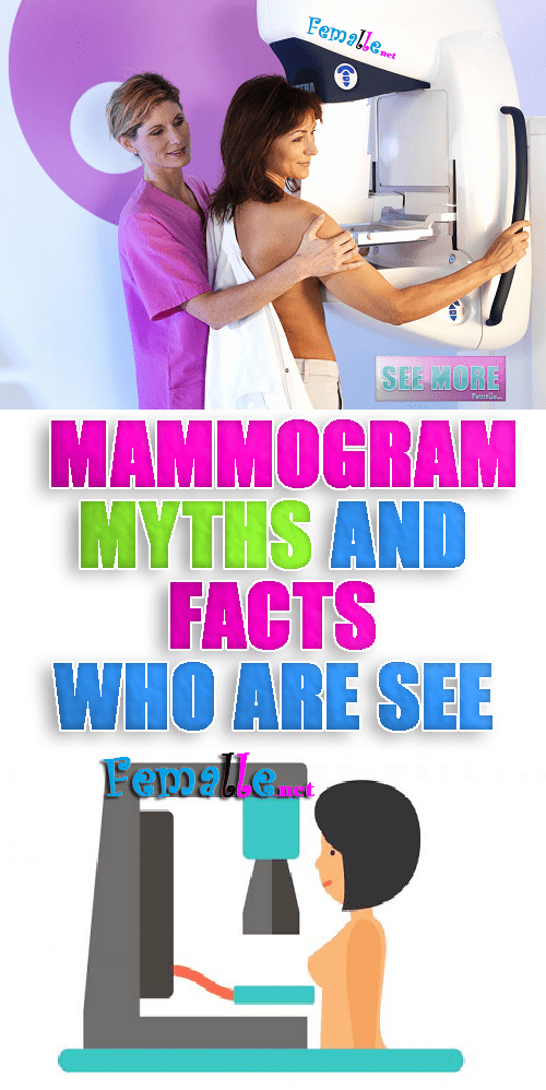 Mammogram Myths and Facts – Who are see