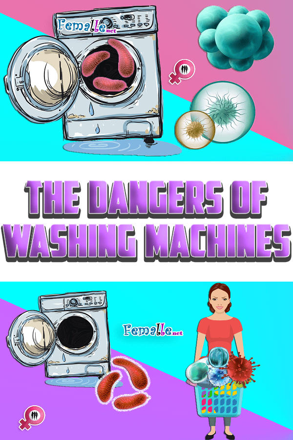 The dangers of washing machines