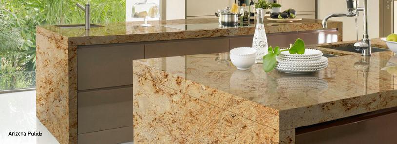 Encimeras para tu cocina granito cuarzo laminado o porcelanico  Reformas de cocinas baos e interiores en Barcelona