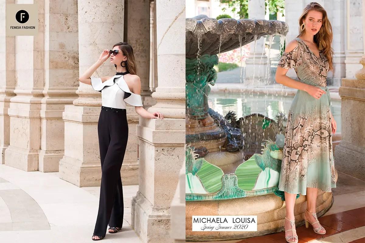 Femeia Fashion Michaela Louisa artikkeli