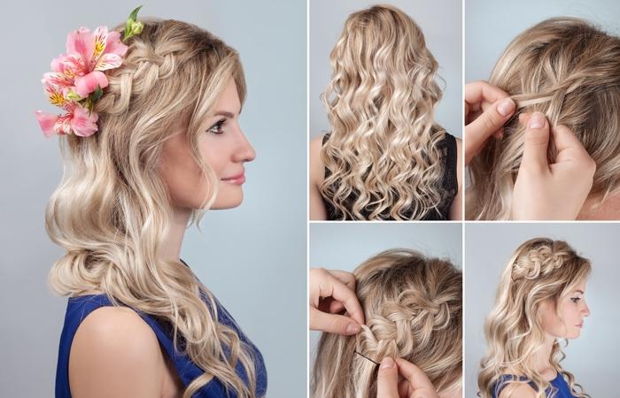 20 Tolle Frisuren Mit Schritt Für Schritt Anleitung