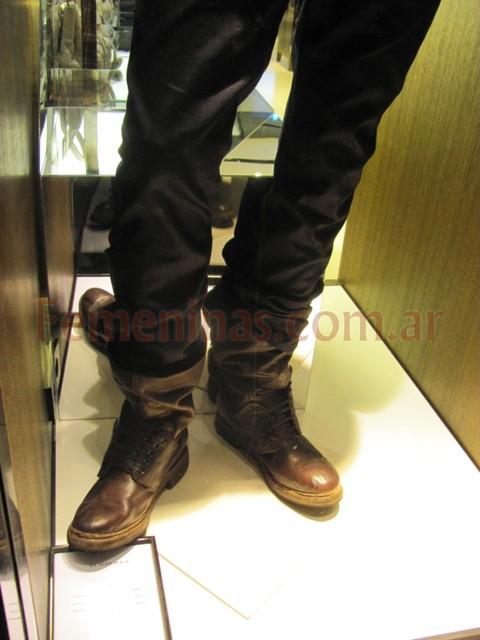 Moda en calzado masculino otoo invierno 2011