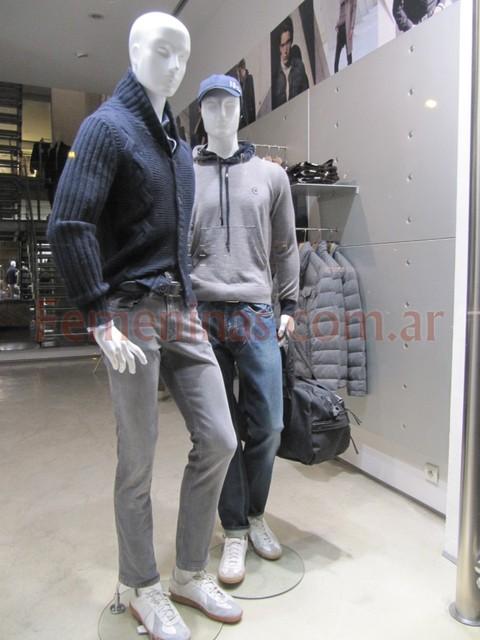 Toda la moda en pantalones masculinos otoo invierno 2011