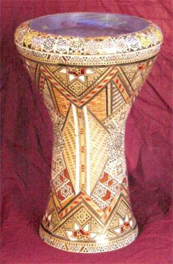 Instrumentos musicales arabes