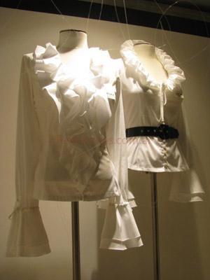 Camisas y blusas otoo invierno 2009