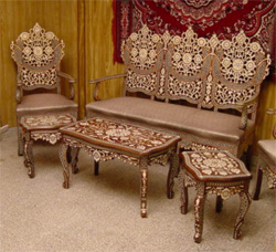 Muebles decoracion estilo arabe