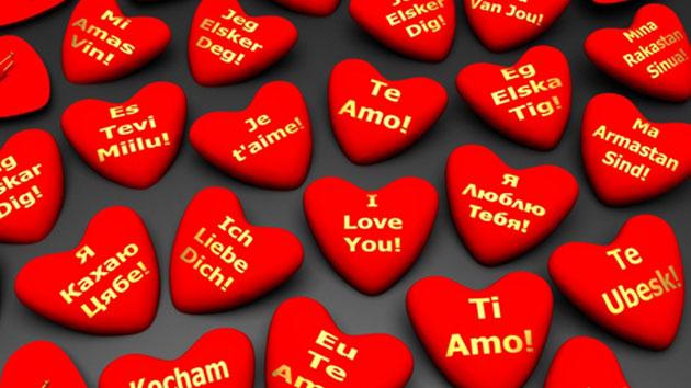 Cómo decir te quiero