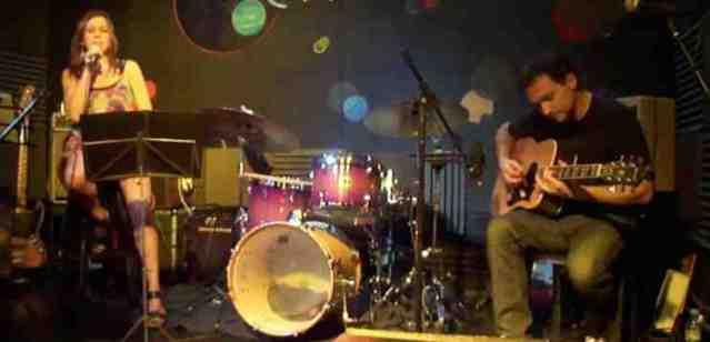 «Canciones de a dos» en La Dama de Bollini (Viernes 7/11)