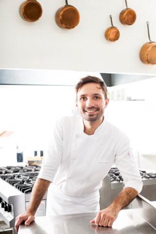 Chef Luciano Garcia