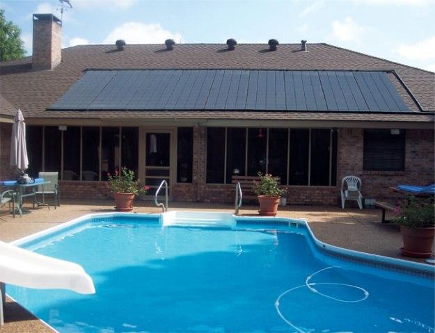 Crece la tendencia de climatizar piscinas con energía solar
