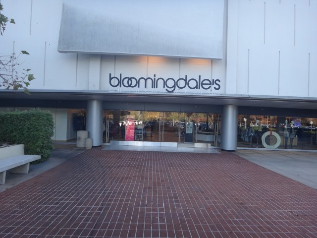 Bloomingdales Palo Alto California