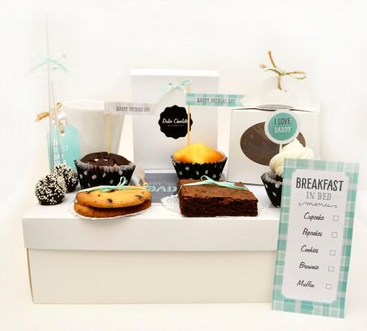 Dulce Charlotte: Nueva propuesta en desayuno para el día del padre