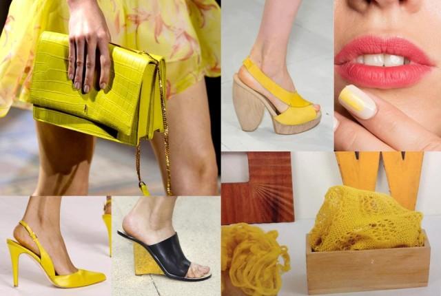 El amarillo es el color de esta temporada de verano