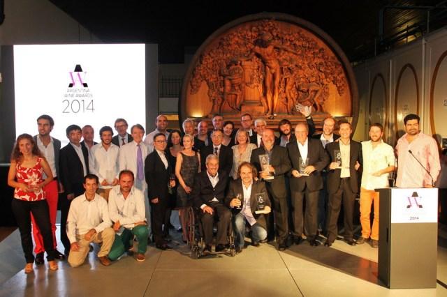 Ganadores Argentina Wines Award 2014