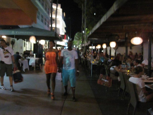 Paseando por Lincoln Road