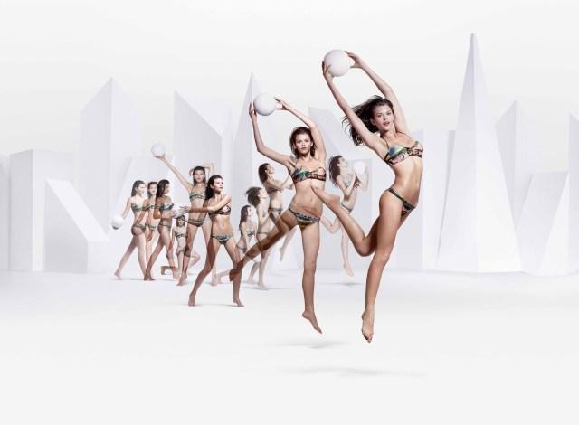 LYCRA® MOVES YOU™ INVISTA anuncia la nueva campaña de la marca LYCRA®