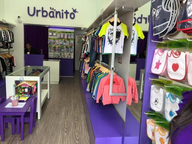 Local urbanito Villa Urquiza