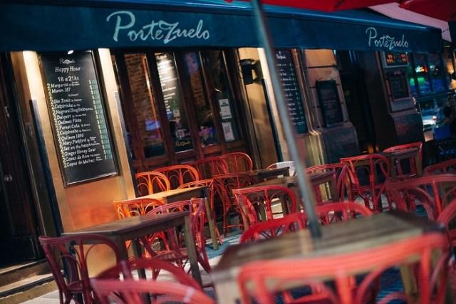 Portezuelo Bar remodela su espacio al aire libre para recibir al verano