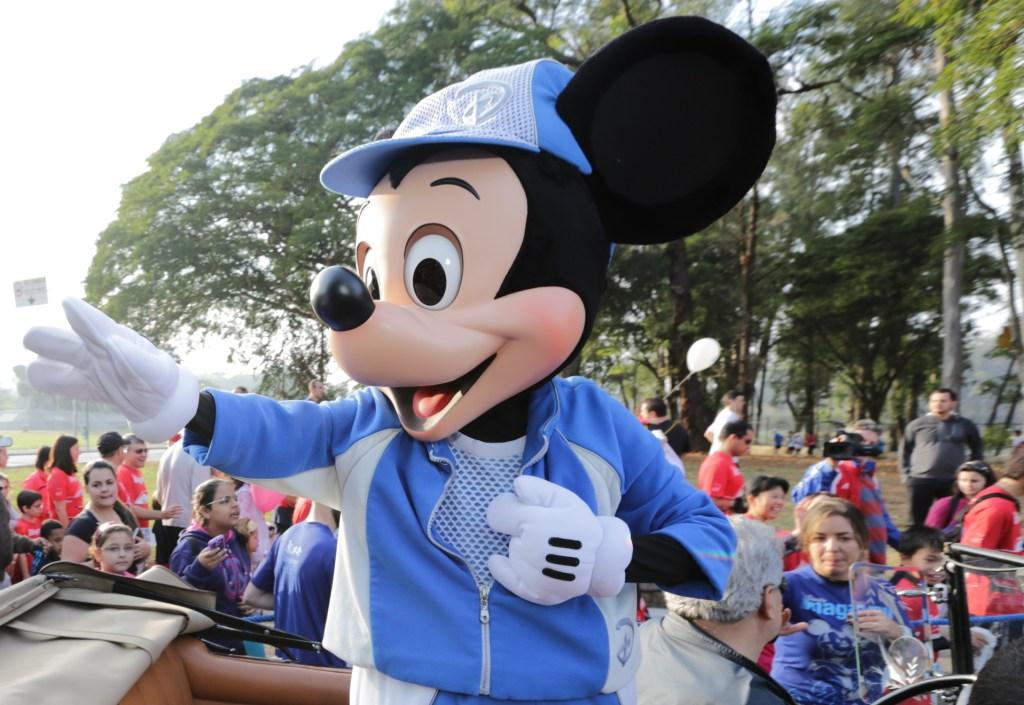 Disney Magic Run, por primera vez  en Buenos Aires