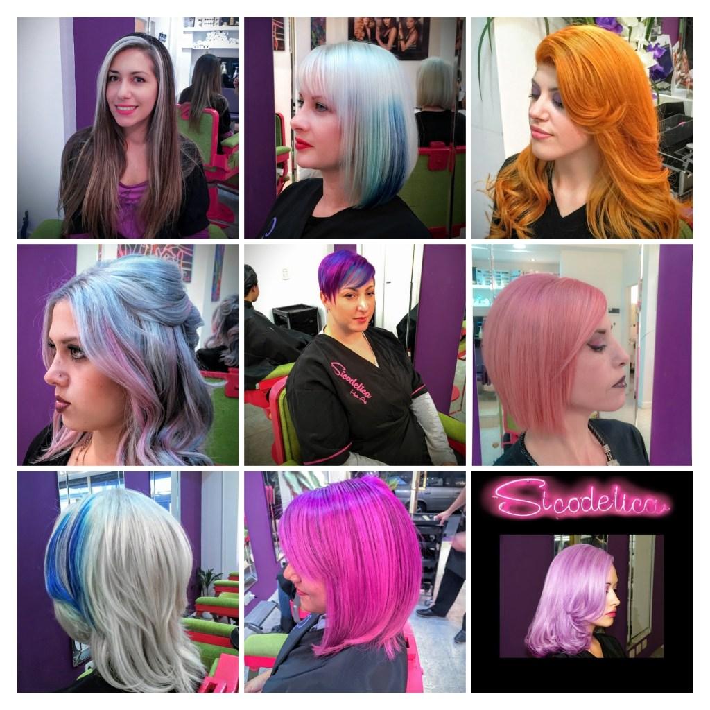 #Sicodelica Hair Art Color Studio