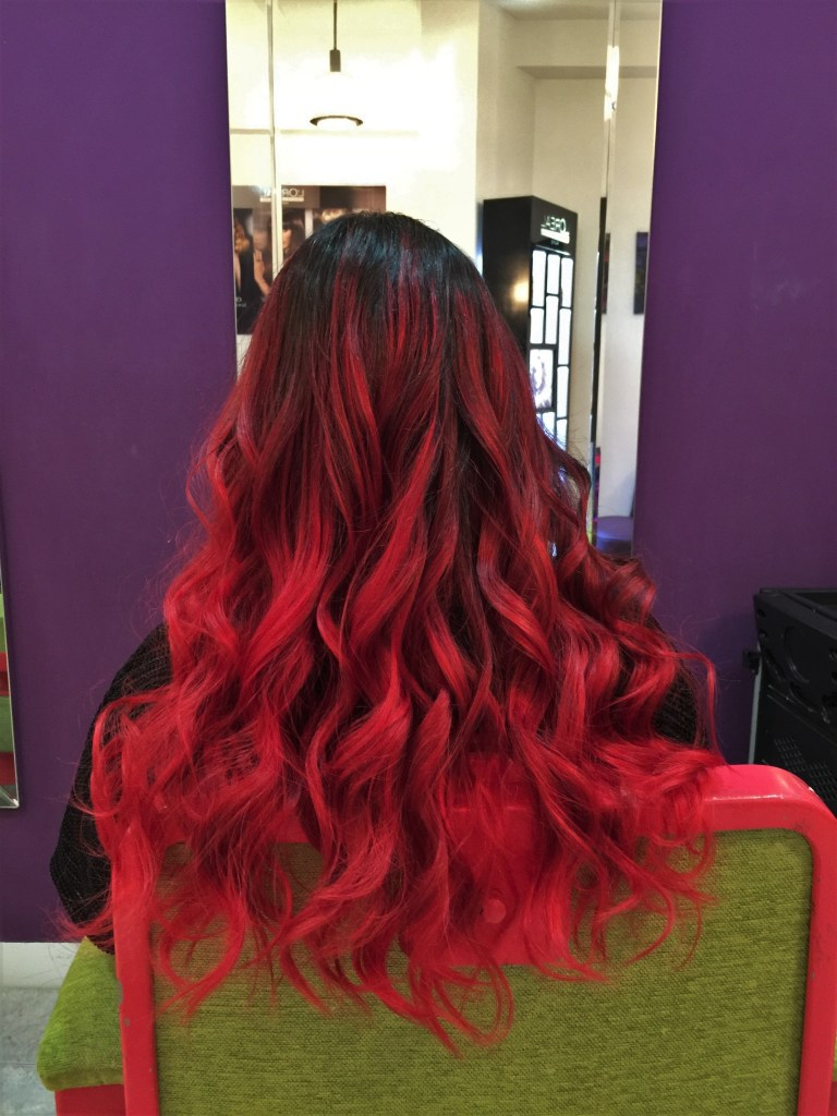 Desgaste Rojo Sicodelica Fantasia