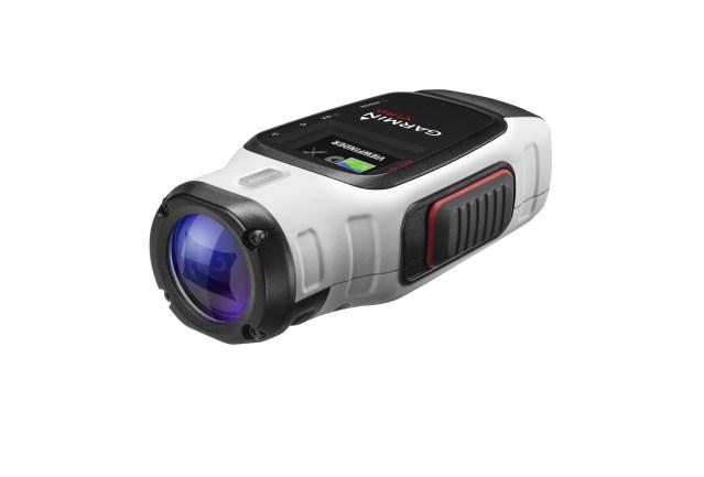 VIRB™, la nueva cámara de acción de GARMIN es compacta, a prueba de agua y fácil de usar.