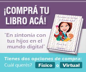 En Sintonía con tus hijos en el mundo digital: un libro para #mamasconectadas